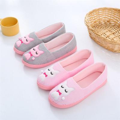 月子鞋春秋冬季厚底產婦產后用品夏季薄款防滑軟底包跟孕婦棉拖鞋