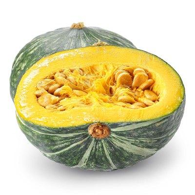 【第二件9.9元】树懒果园 板栗南瓜1个 单果2.2-2.8斤 新鲜蔬菜非贝贝南瓜