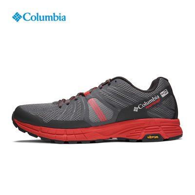 哥伦比亚(Columbia)户外男款缓震耐磨越野跑鞋YM2050