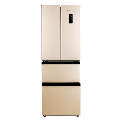 上菱 (SHANGLING)BCD-315WMVD 315升法式多门四门电冰箱 一级能效 双变频风冷无霜 家用静音节能