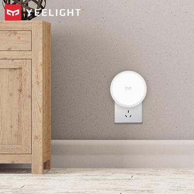 Yeelight感应夜灯(插电版) 即插即用 感应灯 智能人体感应灯 婴儿喂奶灯 起夜灯 智能照明灯