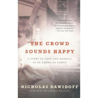 CROWD SOUNDS HAPPY, THE(ISBN=9780375700071) 英文原版