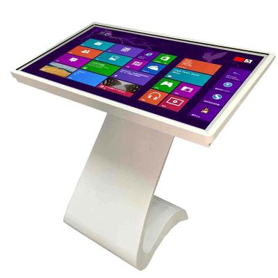 悅華科技 49寸臥式觸摸一體機 屏顯示器多點觸控查詢機智能互動廣告機商用Windows系統 可定制安卓系統