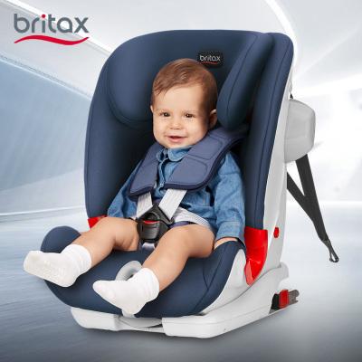 宝得适(Britax)儿童安全座椅百变骑士【9个月-12岁9KG-36KG】ISOFIX接口可坐可躺车载通用侧面防撞