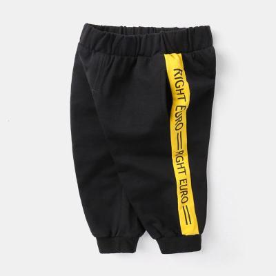 男童运动中裤子五分裤夏季夏装童装小童宝宝儿童1岁3短裤潮