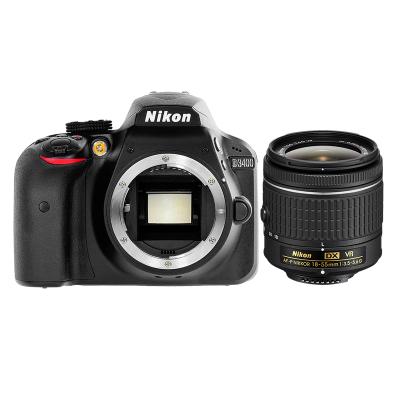 【二手95新】尼康/Nikon D3400+18-55mm 11個對焦點數碼單反相 【套機】