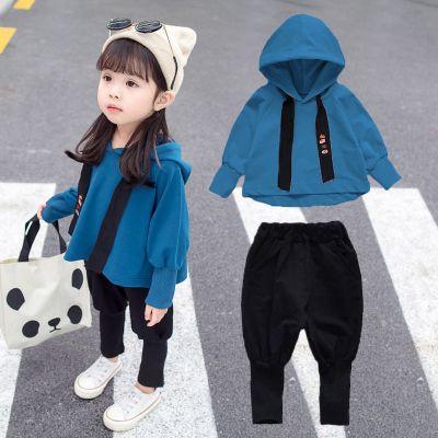 越彬女童裝秋裝運動套裝5款2男女寶寶1秋季3歲洋氣嬰兒童韓版衣服兒童套裝