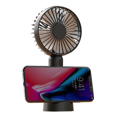 一匠一品(YI JIANG YI PIN) 辦公室桌面創意夾子小臺扇usb充電便捷式手持風扇