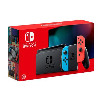 任天堂(NINTENDO) Switch NS 掌上便携体感精灵宝可梦游戏机 PSP 日版新款续航加强版