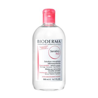 BIODERMA 贝德玛 粉水 舒妍温和保湿 卸妆水 500ml/瓶