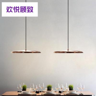 丹麦极简吊灯北欧后现代个性服装店吊灯创意吧台卧室创意餐厅吊灯