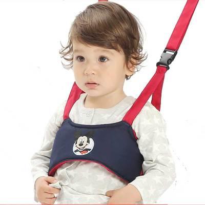 迪士尼(DISNEY)學步帶嬰幼兒學走路寶寶夏季透氣防摔防勒安全馬甲四季通用其他