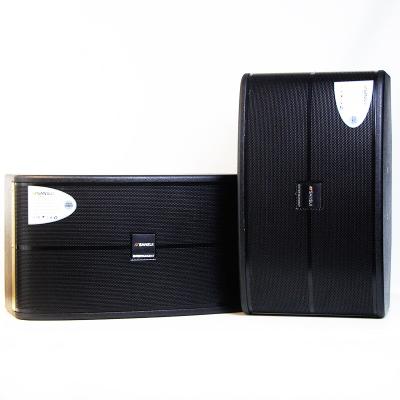 Sansui/山水 SP2-10卡包专业音响 会议/家庭娱乐KTV卡拉OK歌专业重低音壁挂家庭影院双10英寸