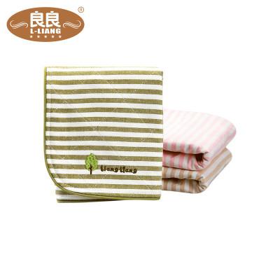 良良 LLN07-1-2 婴儿小尿垫两条装隔尿垫防水透气 45*35cm