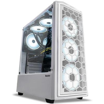 攀升 銳龍三代 六核十二線程 R5 3600/GTX1660 6G獨顯/240GB SSD/8G高頻率內存/組裝機 華碩TUF板卡套裝 LOL吃雞游戲電腦主機 DIY組裝電腦