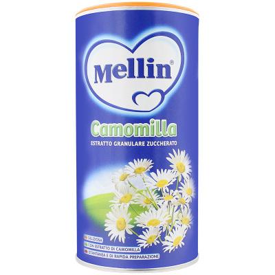 美林(Mellin)清火开胃菊花晶 婴儿清火宝 200克/罐装 原装进口 0个月以上