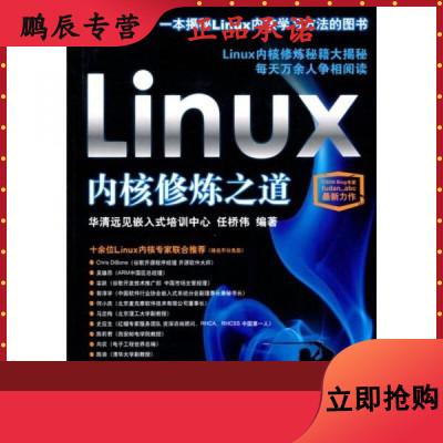 【正版书籍】Linux内核修炼之道