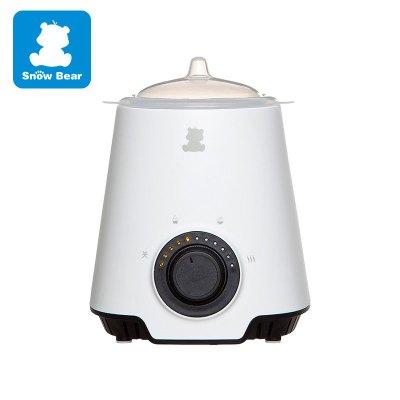 小白熊嬰兒恒溫消毒暖奶器多功能智能溫奶器熱奶器奶瓶保溫加熱器HL-0607