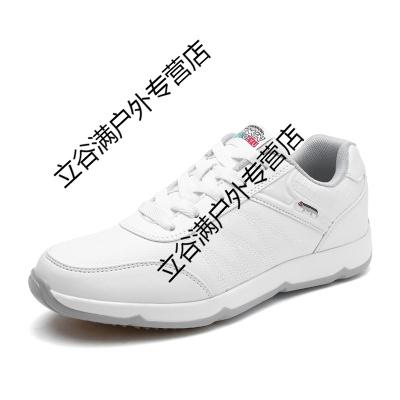 球鞋男士打鞋无鞋钉防滑鞋底打球鞋防水透气运动鞋子