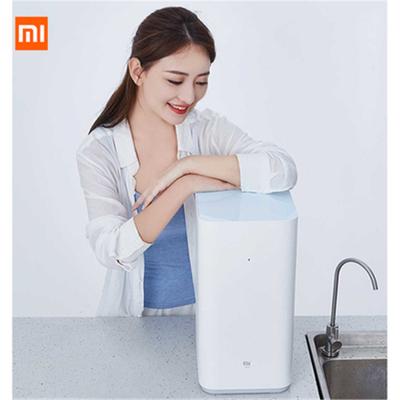 Xiaomi/小米凈水器廚下式600G家用直飲RO反滲透廚房自來水過濾器純水機