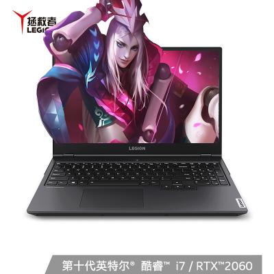 聯想(Lenovo)拯救者Y7000P 2020新款 十代i7-10750H 16GB 1TB RTX2060 6G獨顯 15.6英寸發燒游戲本高色域電競屏吃雞輕薄筆記本學生電腦