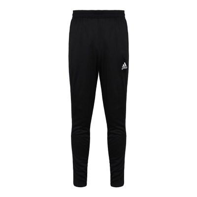 阿迪達斯(adidas)男士足球訓練收口小腳針織聚酯纖維運動長褲BS0526