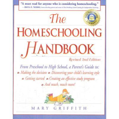 HOMESCHOOLING HDBOOK 2E(ISBN=9780761517276) 英文原版