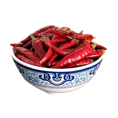 小米椒 小尖椒 朝天椒 小米辣椒 干辣椒 500g 小米辣 红辣椒泡菜泡椒辣椒酱