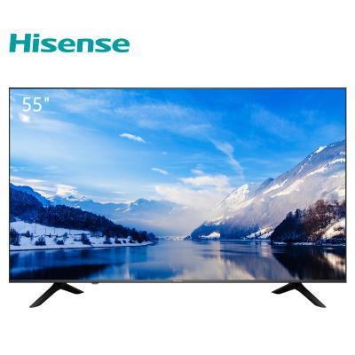 海信(Hisense)H55E3A 55英寸 4K超高清 HDR 金属背板 人工智能液晶平板电视机 丰富影视教育资源