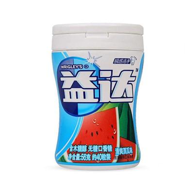 益达(Extra) 口香糖清爽西瓜味40粒56g