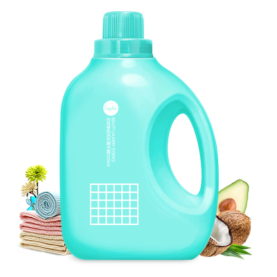 谷斑姿色精華洗衣露4.04斤裝嬰兒洗衣液兒童孕婦洗衣液輕松去頑漬酵素去污