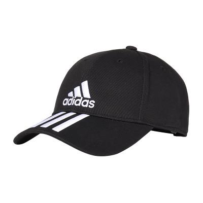 adidas男女帽子户外遮阳棒球帽鸭舌帽运动休闲配件DU0196 DU0196黑色