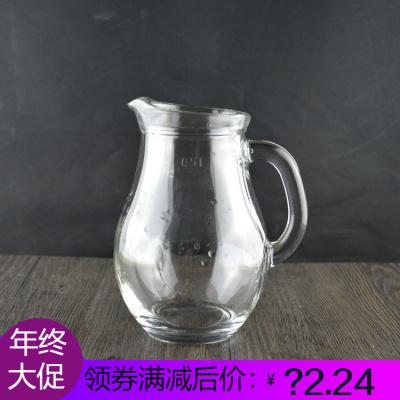 土耳其进口玻璃小奶盅咖啡奶罐奶壶杯蜂蜜盅调汁杯糖盅咖啡奶缸