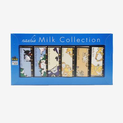 Zotter 牛奶巧克力制品組合84g