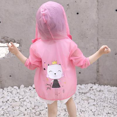 2020新款兒童防曬衣超薄款透氣韓版夏季女童可愛小女孩寶寶防曬服