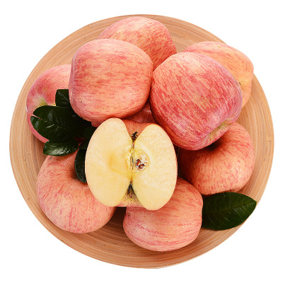 烟台红富士苹果9枚装 果径85mm以上 新鲜水果精品水果生鲜 山东特产