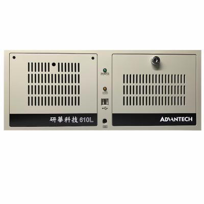 研華IPC-610L工控機服務器AIMB-501G2主板支持10個com2個PCI和2個PCIE擴展槽(Intel 酷睿i7 2600 4GB 1TB機械)