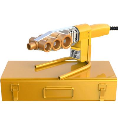 电子恒温热熔器 PPR水管热熔机塑焊机黎卫士焊接设备合接器热容器 32标准款+模头