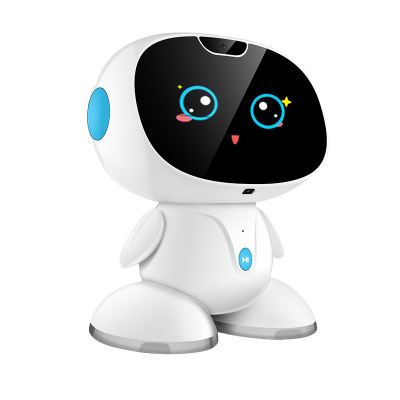 菲若普智能機器人安卓7寸屏幕智能家教機學習平板電腦兒童繪本閱讀早教1-9年級同步課程AR智能掃讀課本