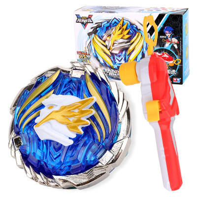 奥迪双钻(AULDEY)飓风战魂 陀螺4代 儿童玩具 男孩玩具 初始系列 战神之翼 配磁吸发射器 634301