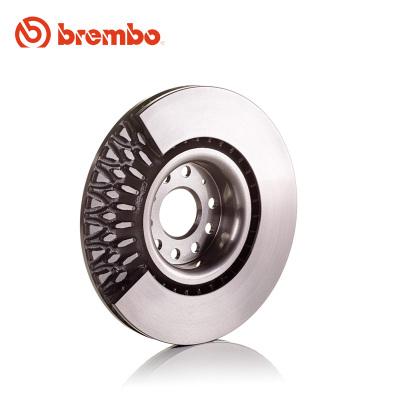 布雷博(brembo)前剎車盤09.A820.11適用于奧迪A4L B8 A5 1.8T/2.0T