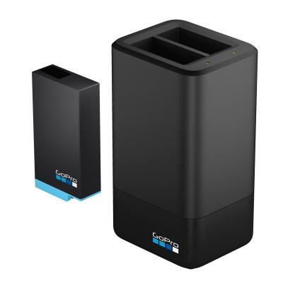 GoPro 運動相機配件 雙電池充電器 MAX雙充(含原裝電池一塊)GoPro MAX適用