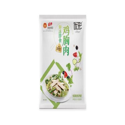凤祥食品(Fovo Foods)优形电烤鸡胸肉片100g*6包量贩装(原味)
