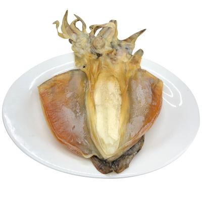 沈志雄船長 東山島野生海鮮淡干大墨魚干天然晾曬袋裝 500g 2-5個一斤規格海鮮禮盒年貨