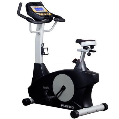 岱宇(DYACO)家用立式健身車 磁控靜音動感單車 健身腳踏車FU500 免費送貨入戶