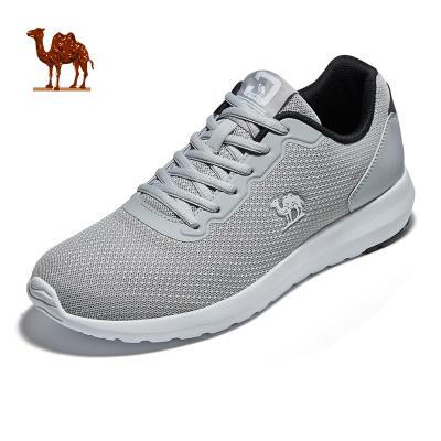 CAMEL骆驼户外休闲鞋 2019春夏新款情侣款男女时尚百搭休闲轻便透气运动跑步鞋
