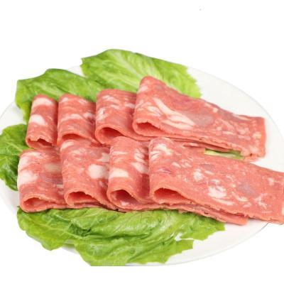 培根肉片家用煙熏燒烤早餐烘培原料手抓餅培根肉 1000克