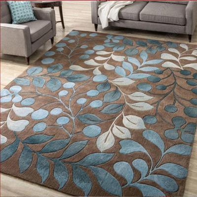ins風地毯客廳地墊臥室大面積滿鋪房間茶幾歐式家用免洗渦曼