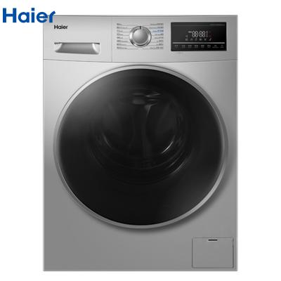 【99新】Haier/海尔XQG90-14HB30SU1JD变频滚筒洗烘一体洗衣机1h快烘快洗空气洗静音WiFi智控