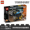 LEGO乐高 Technic机械组系列 遥控特技赛车42095
